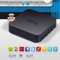 Quad Core Android 4.4 HD18Q Smart XBMC Kodi Tv Box Player Amlogic