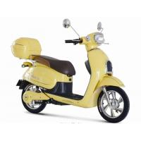 Fashionable High Power Cool Electric Motor Scooter for adults and Commuters 48v 20Ah