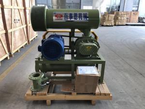 China Ventilador de las raíces del lóbulo del tanque de aireación tres, ventilador del cemento/de aguas del tratamiento on sale