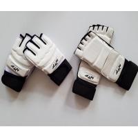 Taekwondo protector half finger TKD hand gloves and foot guard