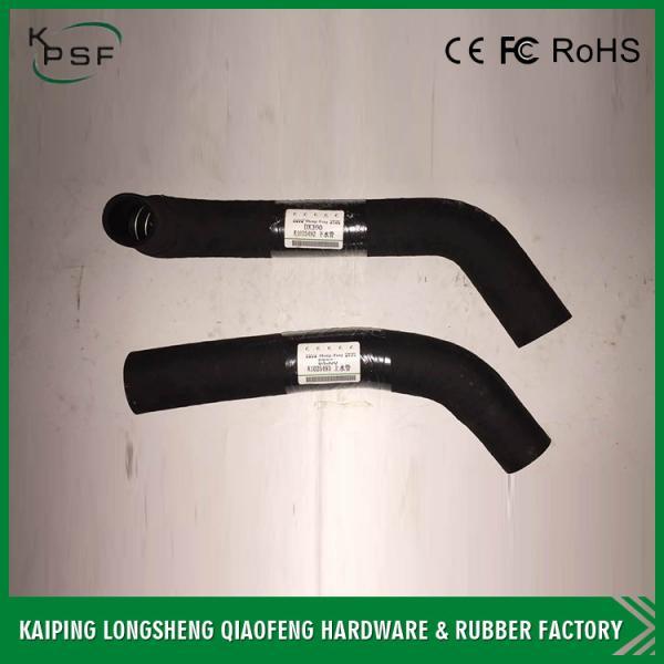 Caterpillar Hydraulic Rubber Radiator Hose Fittings 6130-12