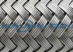 Outside Stainless Steel Braided Sleeving Protecting Cable From Rodents / Mechanical Damage