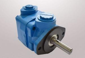 China Single / Double Eaton Vickers Hydraulic Vane Pump V10 V10F V10P Series ISO Approved on sale
