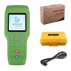 China OBDSTAR X-200 X200 Pro A+B Configuration for Oil Reset + OBD Software + EPB on sale