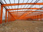 Customized Warehouse Industrial SteelBuilding Design And Fabrication