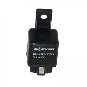 China Automotive General Purpose Relay 4121 SONG CHUAN Relay SPDT 30A Small Size on sale