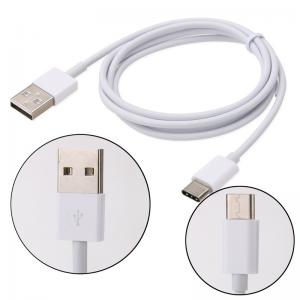 China 1M 2M 3M  White Tpe Charging 3.1 Type C Usb Cable,Type-C Phone Usb data wire high speed USB3.1 Type C cable on sale