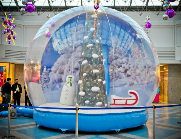 airblown inflatable snow globe rental inflatable outdoor christmas decorations images - Inflatable Outdoor Christmas Decorations On Sale