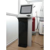 White Hair Analyzer Machine , Atom Dual Core Salon Beauty Equipment