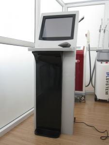 China White Hair Analyzer Machine , Atom Dual Core Salon Beauty Equipment on sale