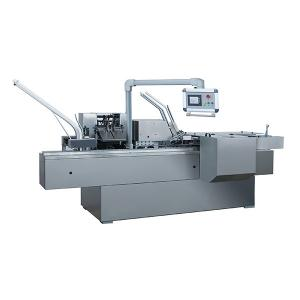 China PLC 1.5KW Food Medical Automatic Cartoning Machine on sale