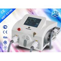 Professional SHR IPL Laser Hair Removal Machine , Skin Rejuvenation Machine
