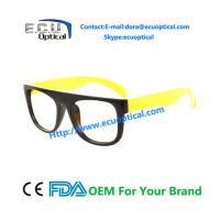 5e6fb4c21a China 2014 New arrival wholesale eyeglass frames colorful Acetate for women optical  frames with changeable temple .