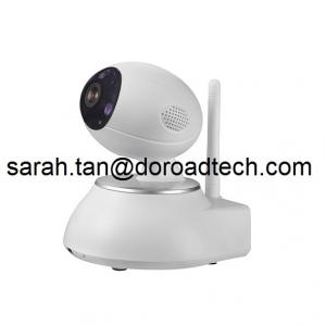China CCTV Home Surveillance WIFI IP Cameras Working with Door Sensor, Gas Sensor, PIR Sensor on sale