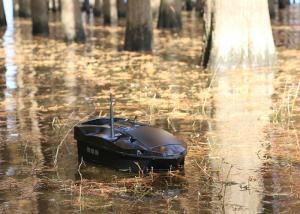 China Autopilot bait boat / DEVC-110 rc fishing bait boat 3-4 Class Wave Resistance on sale