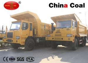 China High Bumper Mine Tipper Dump Trucks Lift Truck 336HP/371HP HW76 Cab Without ABS on sale