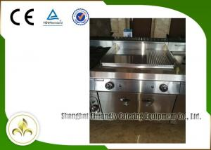 China Griddle Commercial Induction Wok Cooker Cabinet High Efficiency on sale