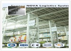 China 鋼鉄プラットホーム多層のワイヤ記憶装置の棚 on sale