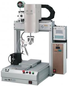 China Portable automatic soldering robot on sale