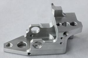 China High Precision CNC Milling And turning Aluminum AISI-6061-T6 Bracket on sale