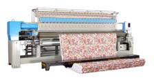 China 3.2M Bed Sheet Quilting Embroidery Machine For Process Different Materials on sale