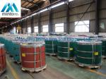 Iron Roof Sheets Ppgi Color Coated Aluminium Coil Building Material Fireproof