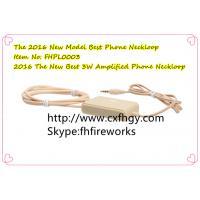 3 Watt Amplified Induction Earpiece Neck loop Wireless Micro Nano Spy Earpiece