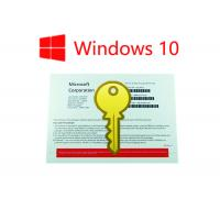 Genuine Win 10 Pro DSP OEI DVD Version 1703 OEM Software Original Online Activation Operating System