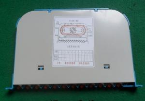 China 12 core tray for optical fiber distribution frame on sale