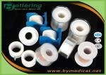 Emplasto adhesivo no tejido de cinta de papel poroso quirúrgico tejido lunes de la cinta adhesiva del microporo con el paquete plástico de la cáscara