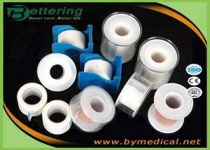 China Micropore Non Woven Surgical Tape / Adhesive Bandage Tape For Strong Fastening Dressing on sale