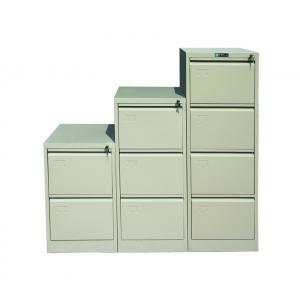 China metal drawer cabinet, metal furniture vertical 4 drawer file cabinet on sale