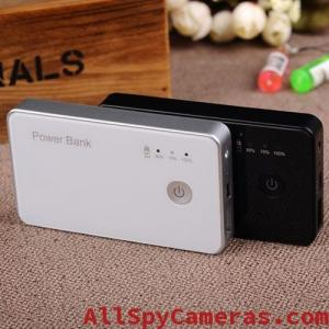 China 3000mah 1080P WIFI Power bank Spy Hidden camera for Android and IOS on sale