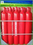 Steel Bottle Filling High Pure Grade Gas Carbon Monoxide for Fish