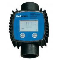 China Urea / DEF Transfer Tubine Digital Meter With 3-26GPM / 10-100 Liter Flow Rate on sale