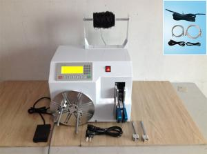 China Automatic cable winding and bundling machine on sale