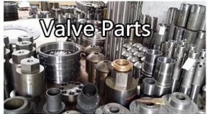 China CNC Machining Turning Milling Grinding Forged Forging Steel Gas Steam Turbine  Main Steam Valve Males Valve seats on sale
