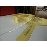China 1 special gold foil custom printed grosgrain ribbons wholesale from China supplier on sale