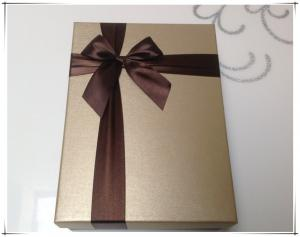 China Delicate And Hot-Sale Gift Box for Packing on sale