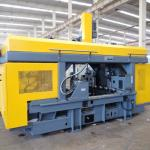 máquina de perfuração SWZ1250 do feixe do CNC da velocidade normal