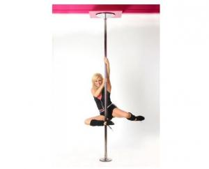 China 45MM Tube Chrome Plated Professional Dancing Pole  on sale
