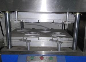 Biodegradable Sugarcane Moulding Pulp Equipment Paper Plate Making