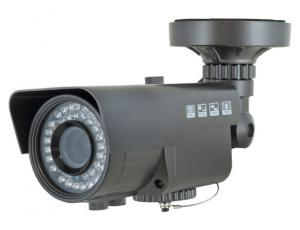 China Color Outdoor Infrared Bullet Camera Long Distance With 72 IR LEDs , IR 60m on sale