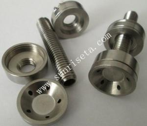 China Domeless Titanium Nails and Dabbers Grade 2 on sale