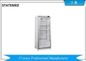 China 75 KG 260 L 2℃~8℃ Pharmacy Refrigerator Medical Grade Refrigerator 220 V / 50 Hz on sale