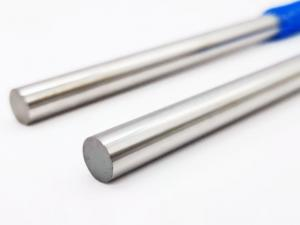 China Grewin Carbide Polished Grinding Rods Solid Carbide End Mills With Raw Materials on sale