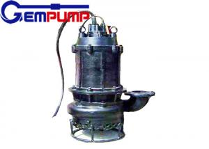 China Black NSQ diving  power plant pump 25~2400m³/h Flow  on sale