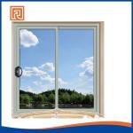 Bushfire Protection price of aluminium frame sliding window colored glass