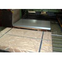 China EGI Electro Galvanized Steel Sheet Metal Regular Spangle ISO Certification on sale