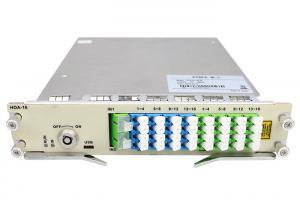 China High Power EYDFA Ytterbium 9/125μM Optical Fiber Amplifier on sale